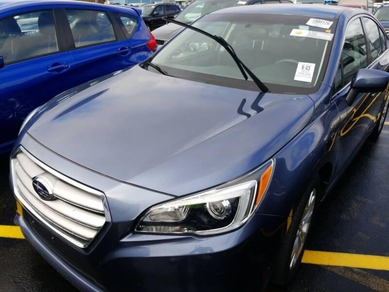 2015 Subaru Legacy for sale at Riverside Auto Sales & Service in Portland ME