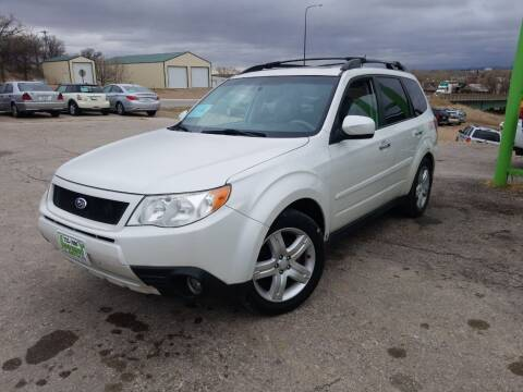2010 Subaru Forester for sale at Independent Auto in Belle Fourche SD