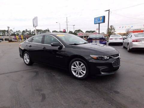 2018 Chevrolet Malibu for sale at Auto Finance of Raleigh in Raleigh NC
