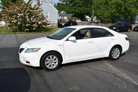 2009 Toyota Camry Hybrid for sale at Absolute Auto Sales, Inc in Brockton MA