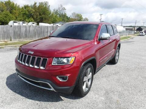 2015 Jeep Grand Cherokee for sale at Memphis Truck Exchange in Memphis TN