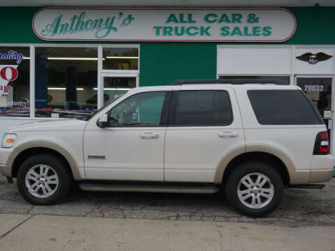 2008 Ford Explorer for sale at Anthony's All Cars & Truck Sales in Dearborn Heights MI