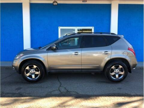 2004 Nissan Murano for sale at Khodas Cars in Gilroy CA