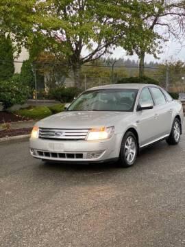 2008 Ford Taurus for sale at Washington Auto Sales in Tacoma WA