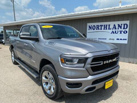 2019 RAM Ram Pickup 1500 for sale at Northland Auto in Humboldt IA