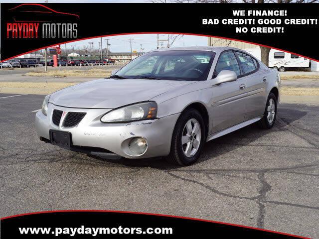 2006 Pontiac Grand Prix for sale at Payday Motors in Wichita KS