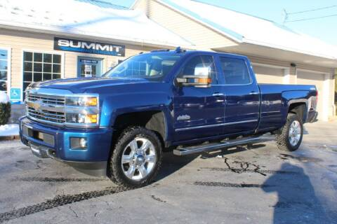 2016 Chevrolet Silverado 3500HD for sale at Summit Motorcars in Wooster OH