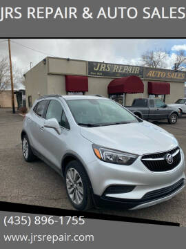 2018 Buick Encore for sale at JRS REPAIR & AUTO SALES in Richfield UT