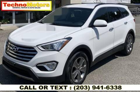 2016 Hyundai Santa Fe for sale at Techno Motors in Danbury CT