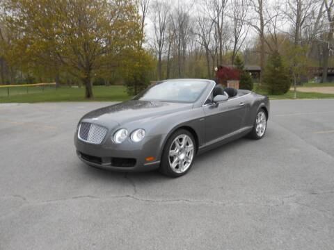 2009 Bentley Continental for sale at Bentley Zionsville in Zionsville IN