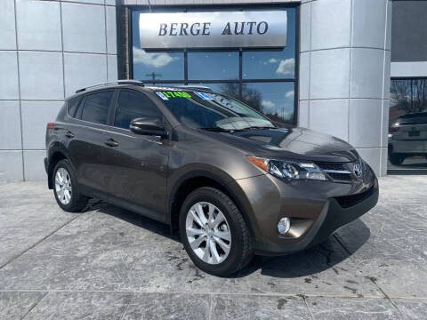 2014 Toyota RAV4 for sale at Berge Auto in Orem UT