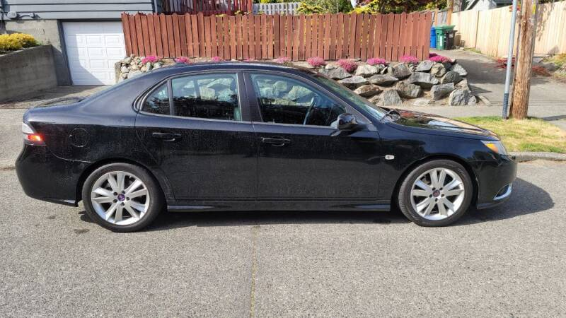 2008 Saab 9-3 for sale at INTEGRITY AUTO SALES LLC in Seattle WA