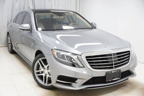 2015 Mercedes-Benz S-Class for sale at EMG AUTO SALES in Avenel NJ