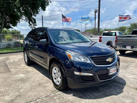 2017 Chevrolet Traverse for sale at USA Car Sales in Houston TX