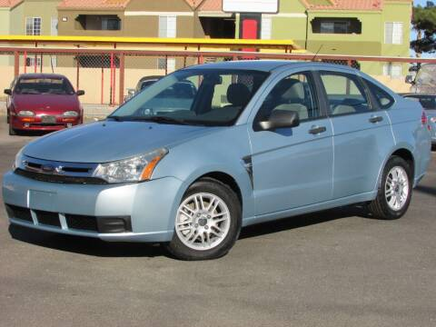 2008 Ford Focus for sale at Best Auto Buy in Las Vegas NV