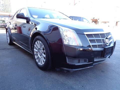 2011 Cadillac CTS for sale at Best Choice Auto Sales Inc in New Bedford MA