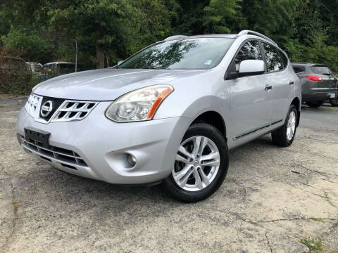 2013 Nissan Rogue for sale at Atlas Auto Sales in Smyrna GA