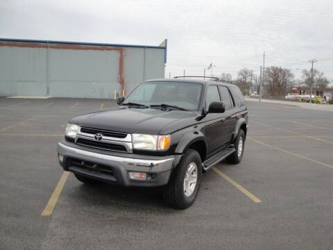 2001 Toyota 4Runner for sale at A&S 1 Imports LLC in Cincinnati OH