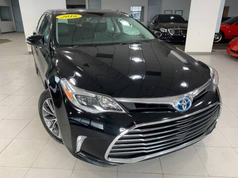 2016 Toyota Avalon Hybrid for sale at Auto Mall of Springfield in Springfield IL
