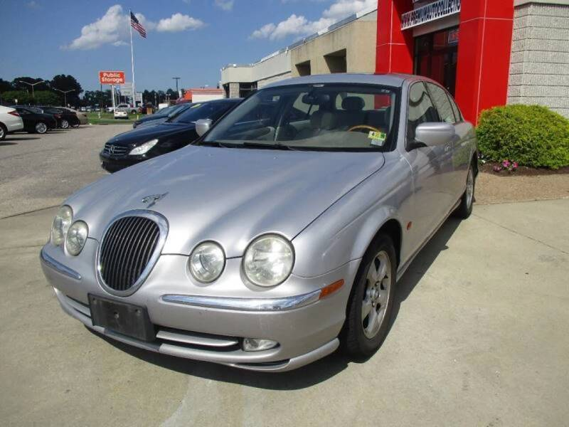 2002 Jaguar S-Type for sale at Premium Auto Collection in Chesapeake VA