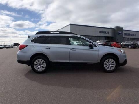 2017 Subaru Outback for sale at Schulte Subaru in Sioux Falls SD
