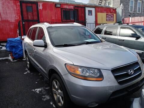 2008 Hyundai Santa Fe for sale at Boston Road Auto Mall Inc in Bronx NY