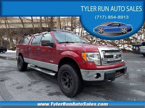 2013 Ford F-150 for sale at Tyler Run Auto Sales in York PA