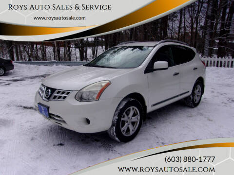 2011 Nissan Rogue for sale at Roys Auto Sales & Service in Hudson NH