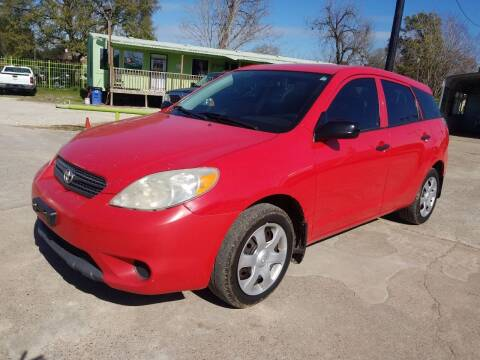2008 Toyota Matrix for sale at RODRIGUEZ MOTORS CO. in Houston TX