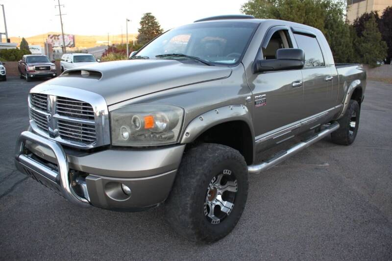 2007 Dodge Ram Pickup 3500 for sale at Motor City Idaho in Pocatello ID