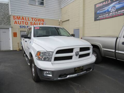2012 RAM Ram Pickup 1500 for sale at Small Town Auto Sales in Hazleton PA