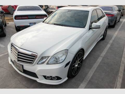 2010 Mercedes-Benz E-Class for sale at REVEURO in Las Vegas NV