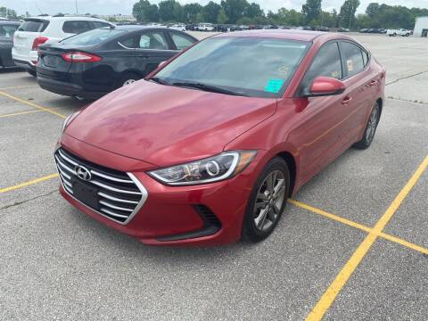 2018 Hyundai Elantra for sale at Right Place Auto Sales in Indianapolis IN