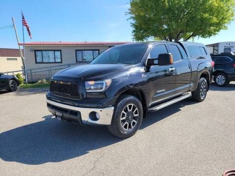 2013 Toyota Tundra for sale at Revolution Auto Group in Idaho Falls ID