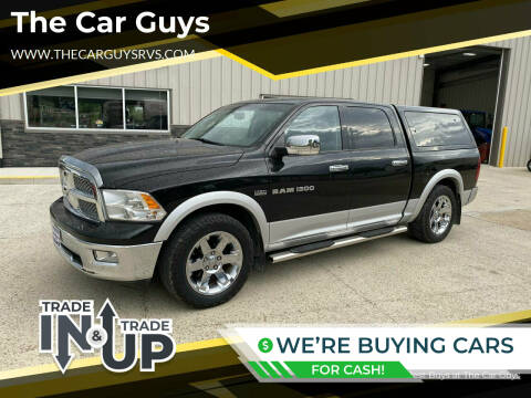 2012 RAM Ram Pickup 1500 for sale at The Car Guys RV & Auto in Atlantic IA