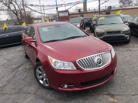 2013 Buick LaCrosse for sale at Some Auto Sales in Hammond IN