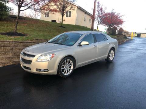 2009 Chevrolet Malibu for sale at 4 Below Auto Sales in Willow Grove PA