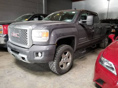 2015 GMC Sierra 2500HD for sale at 916 Auto Mart ONLY $399 DOWN!!!* in Sacramento CA