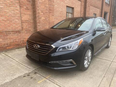 2015 Hyundai Sonata for sale at Domestic Travels Auto Sales in Cleveland OH