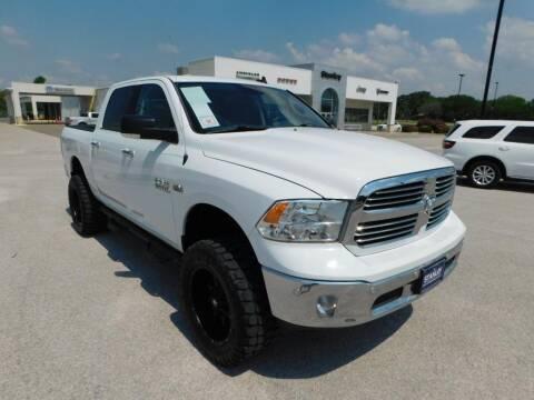 2018 RAM Ram Pickup 1500 for sale at Stanley Chrysler Dodge Jeep Ram Gatesville in Gatesville TX