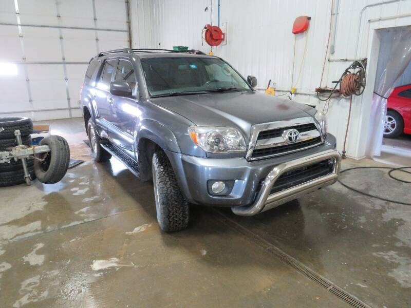 2006 Toyota 4Runner for sale at Grey Goose Motors in Pierre SD