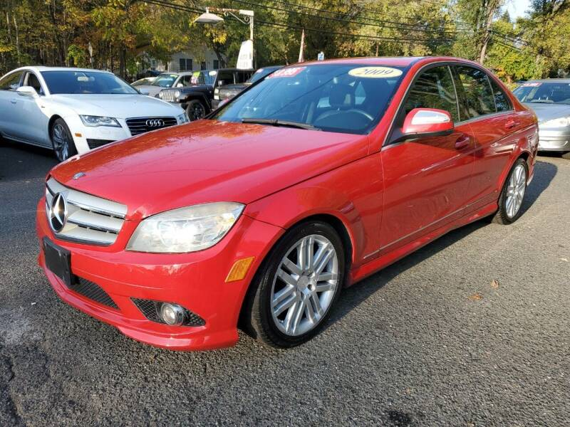 2009 Mercedes-Benz C-Class for sale at CENTRAL GROUP in Raritan NJ