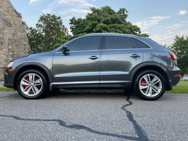 2018 Audi Q3 for sale at Reynolds Auto Sales in Wakefield MA
