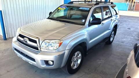 2006 Toyota 4Runner for sale at Bob Ross Motors in Tucson AZ