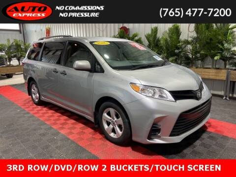 2019 Toyota Sienna for sale at Auto Express in Lafayette IN