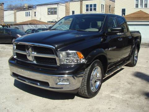 2011 RAM Ram Pickup 1500 for sale at Tempo Auto of Chicago in Chicago IL