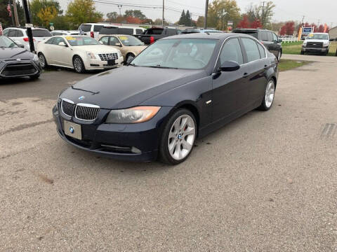2006 BMW 3 Series for sale at Elvis Auto Sales LLC in Grand Rapids MI