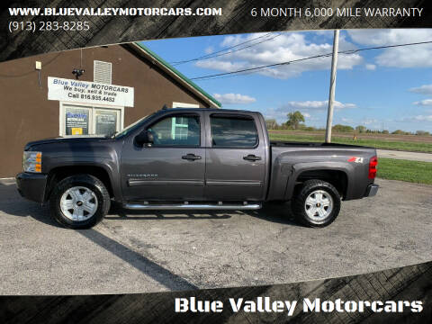 2011 Chevrolet Silverado 1500 for sale at Blue Valley Motorcars in Stilwell KS