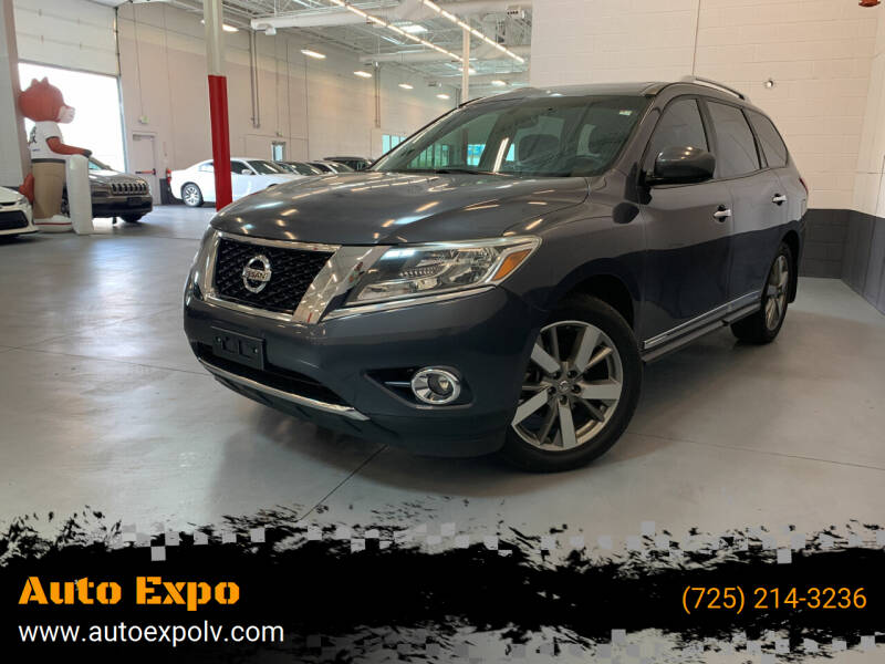 2013 Nissan Pathfinder for sale at Auto Expo in Las Vegas NV