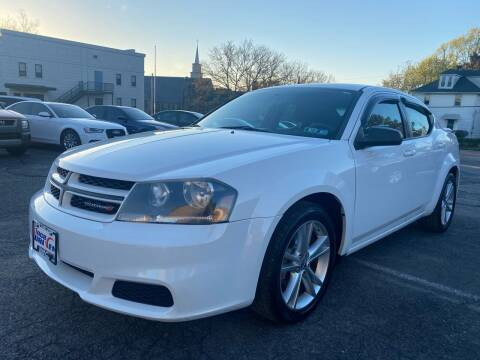 2014 Dodge Avenger for sale at 1NCE DRIVEN in Easton PA